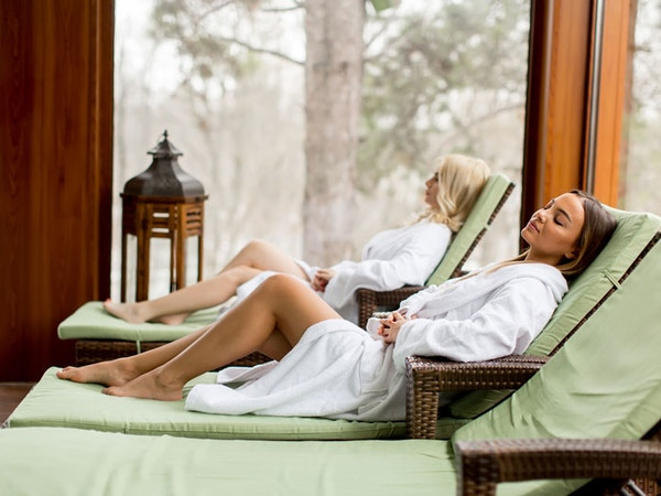 spa relaxation day
