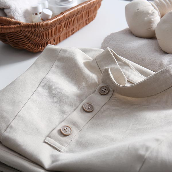 esthetician uniform