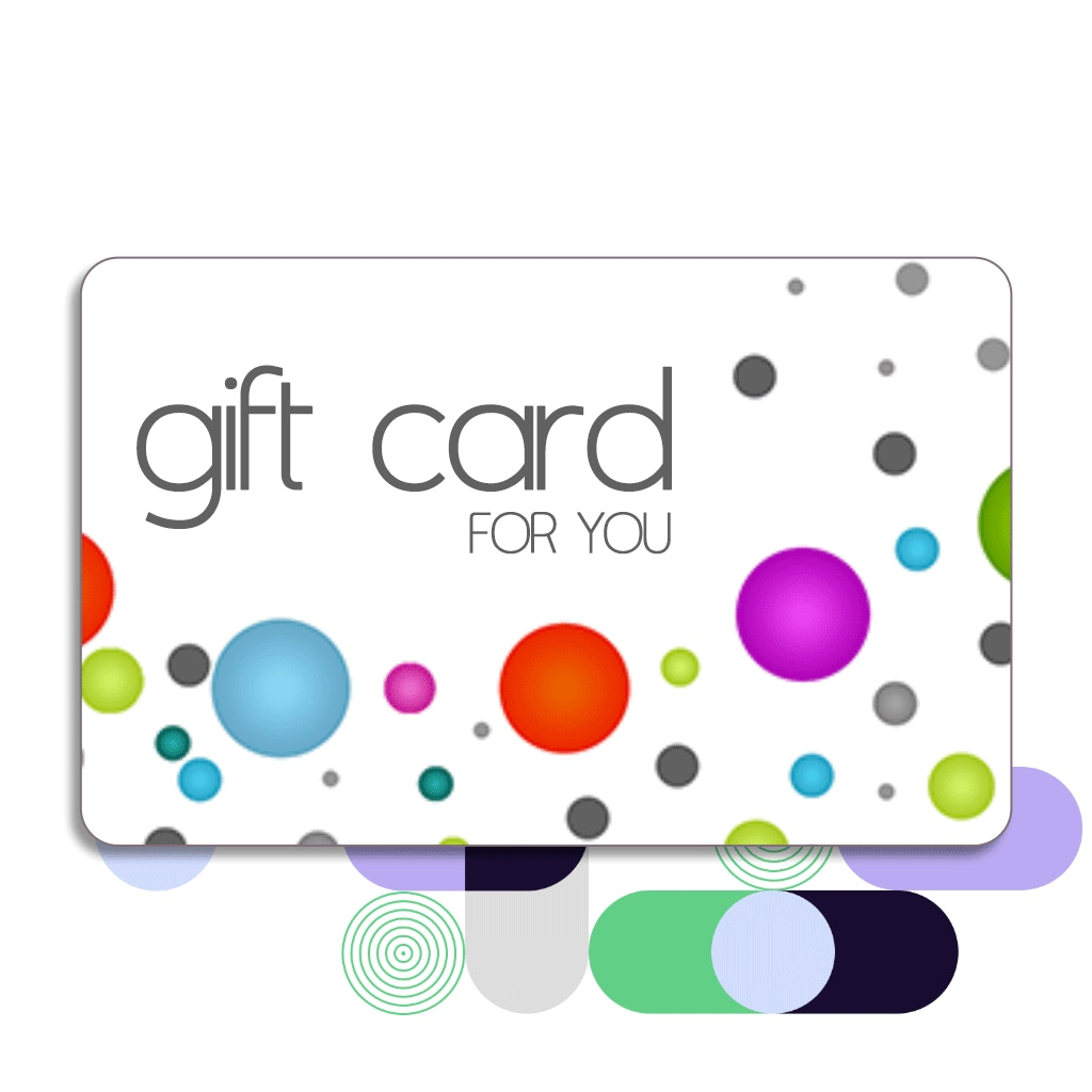 gift card predesign