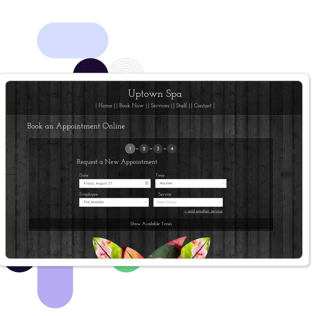 olb website booking